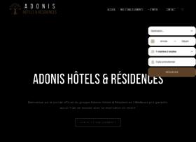 adonis-hotels-residences.com