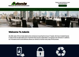 adonisrecycling.com