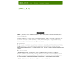 adoos.com.ve