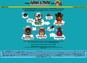 adoptafurby.com