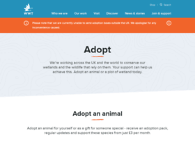 adoption.wwt.org.uk