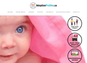 adoptionprofiles.ca