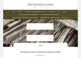 adoptionrightsalliance.com