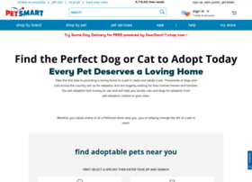adoptions.petsmart.com