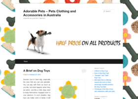 adorablepetsau.wordpress.com
