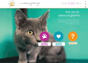adoteumgatinho.com.br
