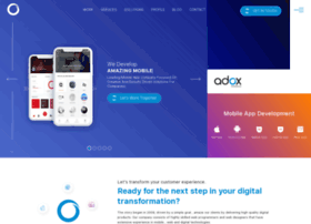 adoxsolutions.com