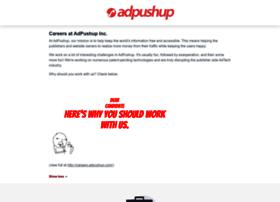 adpushup.workable.com