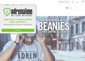 adrenalinelacrosse.com