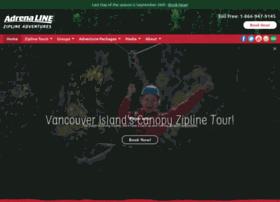 adrenalinezip.com