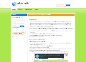 adresmatik.net