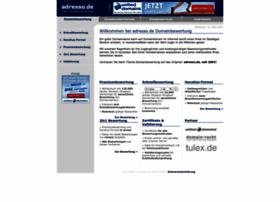 adresso.com