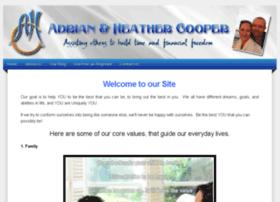 adrianandheathercooper.com