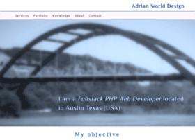 adrianworlddesign.com
