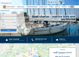 adriaservice-yachting.com
