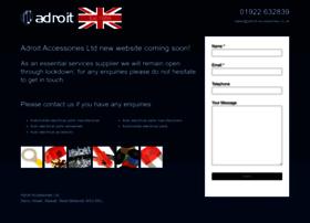 adroit-accessories.co.uk