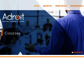 adroit-solutions.com