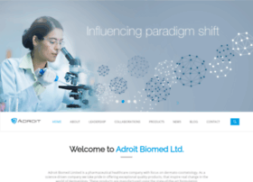 adroitbiomed.in