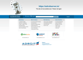 adroitserver.in