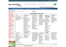 adsclassifieds.com.au