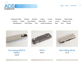 adscomponents.co.uk