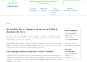 adseniors-paris.com