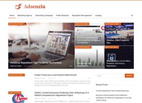 adsenzia.com