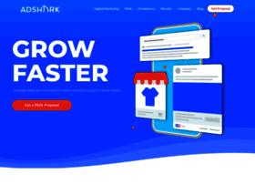 adsharkmarketing.com