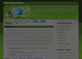 adspublishers.webs.com