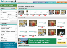 adsxpress.co.uk