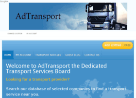 adtransport.co.uk
