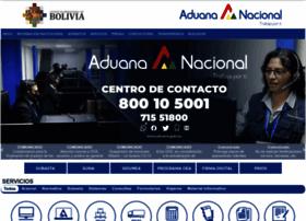 aduana.gob.bo