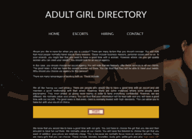 adultgirldirectory.com