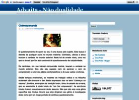 advaita-nao-dualidade.blogspot.com