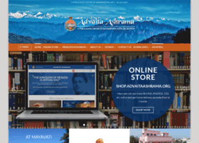 advaitaashrama.org