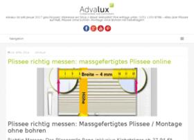advalux-plissee.de