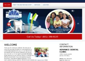 advance-dentalclinic.com