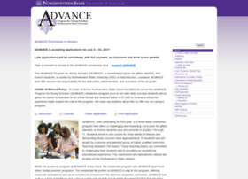 advance.nsula.edu