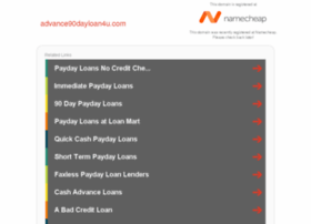 advance90dayloan4u.com