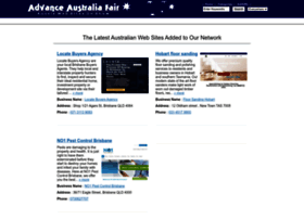 advanceaustraliafair.com