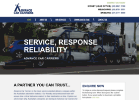 advancecarcarriers.com.au