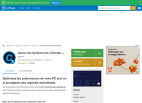 advanced-systemcare-ultimate.softonic.fr
