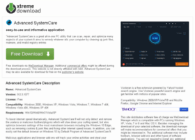 advanced-systemcare.xtremedownload.com