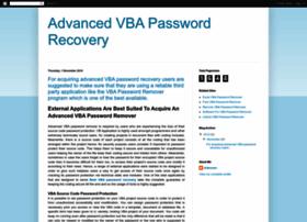 advanced-vba-password-recovery.blogspot.in