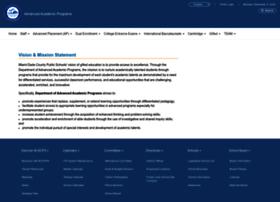 advancedacademicprograms.dadeschools.net