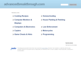 advancedbreakthrough.com