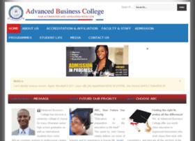 advancedbusinesscollege.com