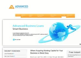 advancedbusinessloans.com