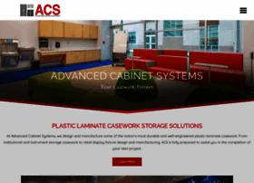 advancedcabinetsystems.com