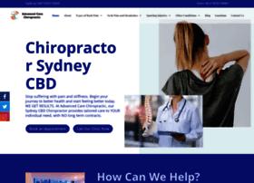 advancedcarechiropractic.com.au